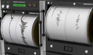 Σεισμός βόρεια της Σάμου