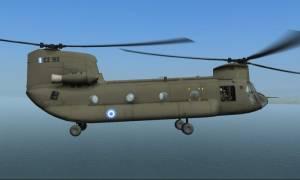 Άγριο επεισόδιο: Αερομαχία γύρω από ελικόπτερο που μετέφερε τον αρχηγό ΓΕΣ