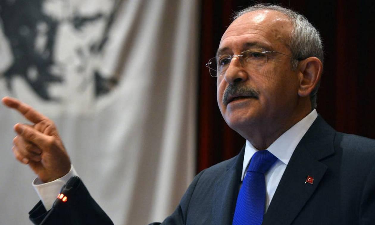 Παραλήρημα Κιλιτσντάρογλου: 156 νησιά και βραχονησίδες στο Αιγαίο ανήκουν στην Τουρκία