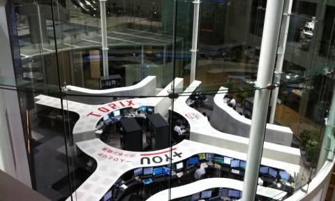 Ιαπωνία: Άνοιγμα με σημαντική πτώση στο χρηματιστήριο του Τόκιο