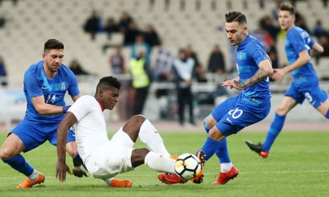 Ελλάδα-Ελβετία 0-1: Ανανεωμένη αλλά… ηττημένη