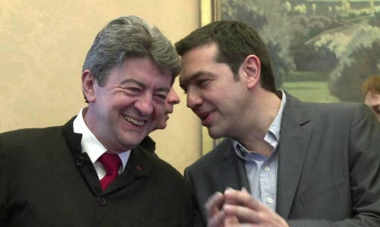 Ευρωπαϊκή Αριστερά: Στηρίζει Τσίπρα, απομονώνει Μελανσόν
