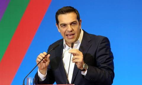 Regional conference on production reconstruction; Tsipras' speech on Wednesday