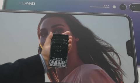 Η Huawei θέλει να αλλάξει τα δεδομένα με το νέο Ρ20