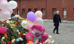 Πυρκαγιά Ρωσία: Στον τόπο της τραγωδίας ο Πούτιν - Ημέρα εθνικού πένθους η Τετάρτη (videos)
