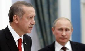 «Τα είπαν» Πούτιν - Ερντογάν ενόψει τριμερούς για τη Συρία