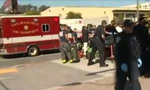 ΗΠΑ: Αυτοκίνητο παρέσυρε πεζούς στο Σαν Φρανσίσκο (vid)