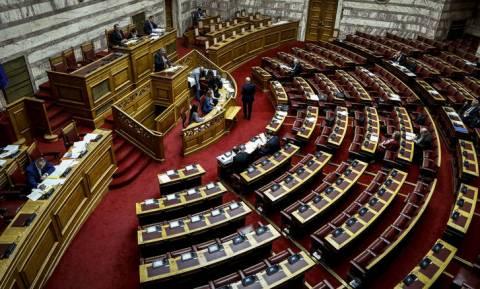 Στη Βουλή η τροπολογία που καταργεί το επίδομα ενοικίου