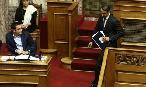 ΣΥΡΙΖΑ: Όταν ο Μητσοτάκης ήταν υπέρ της αναθεώρησης του Συντάγματος…