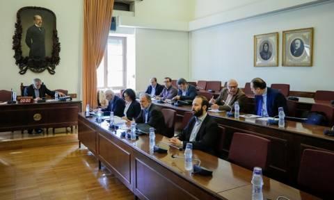 Προκαταρκτική NOVARTIS: Αναρμοδιότητα για την περαιτέρω έρευνα εισηγούνται ΣΥΡΙΖΑ και ΑΝΕΛ