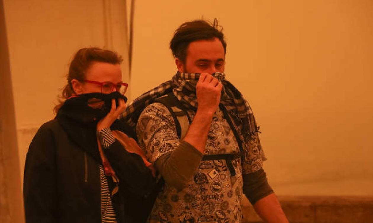 Έρευνα - ΣΟΚ αποκαλύπτει γιατί η αφρικανική σκόνη θα «πνίξει» την Ελλάδα