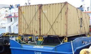 Σύρος: Πλοίο με «μηχανική βλάβη» έκρυβε περισσότερα από 24.000.000 λαθραία τσιγάρα (pics)