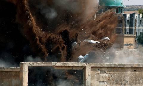 Το Ισλαμικό Κράτος ανέλαβε την ευθύνη για μια επίθεση αυτοκτονίας στο ανατολικό τμήμα της Λιβύης
