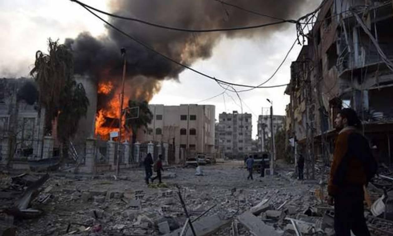 Συρία: Συμφωνία για απομάκρυνση των τραυματιών από την Δούμα