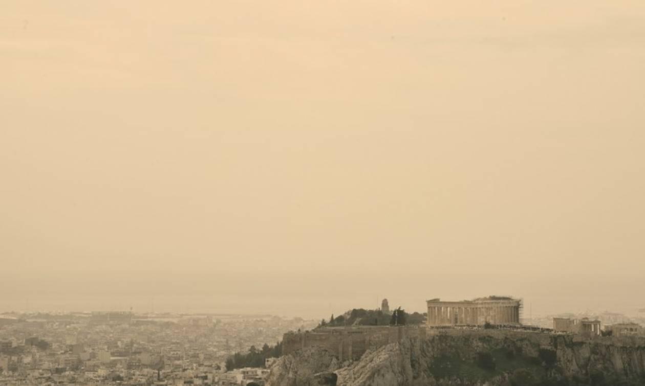 Τι αποκαλύπτει επιστήμονας για τη σκόνη από την Αφρική στη χώρα μας