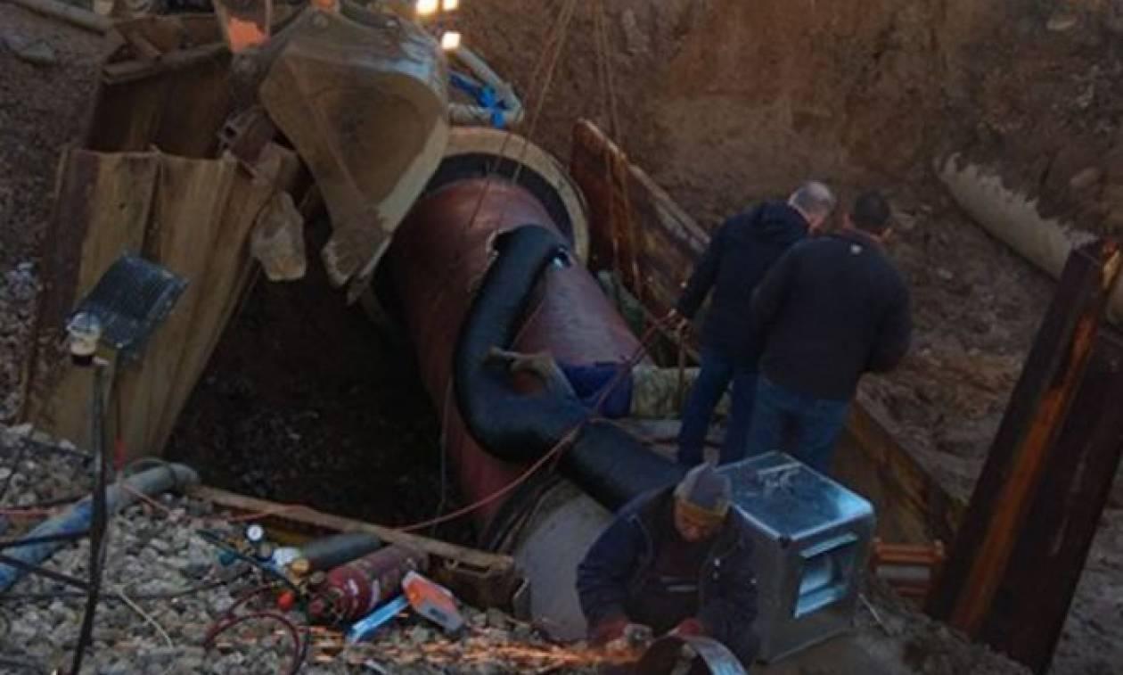 Θεσσαλονίκη: 6η ημέρα προβλημάτων υδροδότησης - Πού θα κοπεί σήμερα το νερό και πού θα επανέλθει