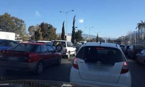 Χάος στους δρόμους της Αθήνας – Ποια σημεία να αποφύγετε (pics)