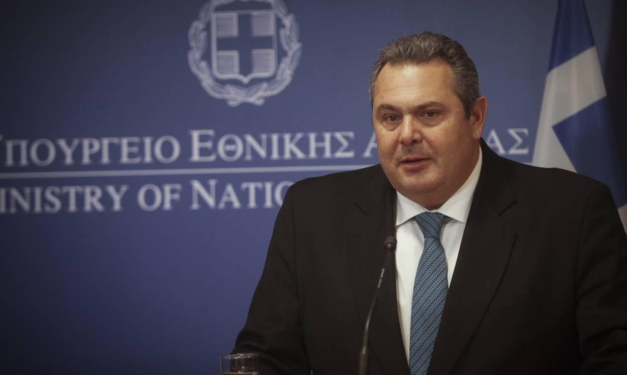 Καμμένος για Ερντογάν: Είναι τρελός - Μπορεί να κρατήσει τους δύο Έλληνες στρατιωτικούς 15 χρόνια