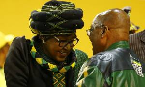 Πέθανε σε ηλικία 81 ετών η Γουίνι Μαντέλα