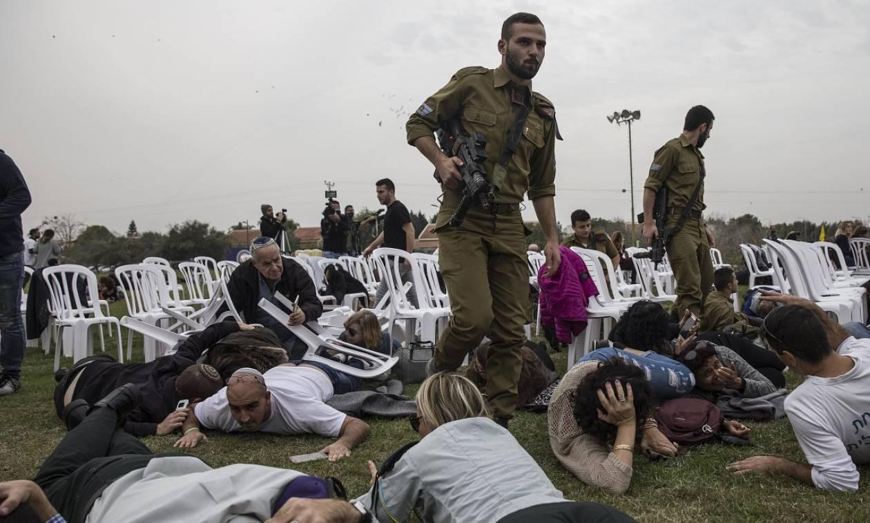 Γάζα: Η πιο αιματηρή ημέρα εδώ και τέσσερα χρόνια - 17 οι νεκροί Παλαιστίνιοι (videos)