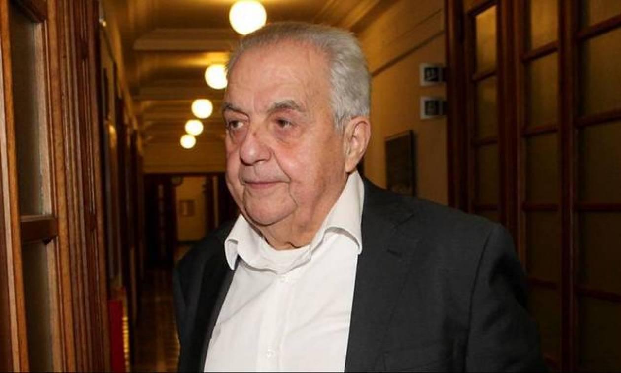 Στέλιος Σκλαβενίτης: Συλλυπητήριο τηλεγράφημα του Αλέκου Φλαμπουράρη στην οικογένειά του