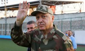 «Ξεφεύγει» τελείως ο Ερντογάν: Δεν χρειαζόμαστε άδεια για να εισβάλουμε σε μια χώρα!