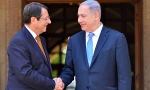 Επικοινωνία Αναστασιάδη - Νετανιάχου εν όψει της τριμερούς Ελλάδας - Κύπρου - Ισραήλ