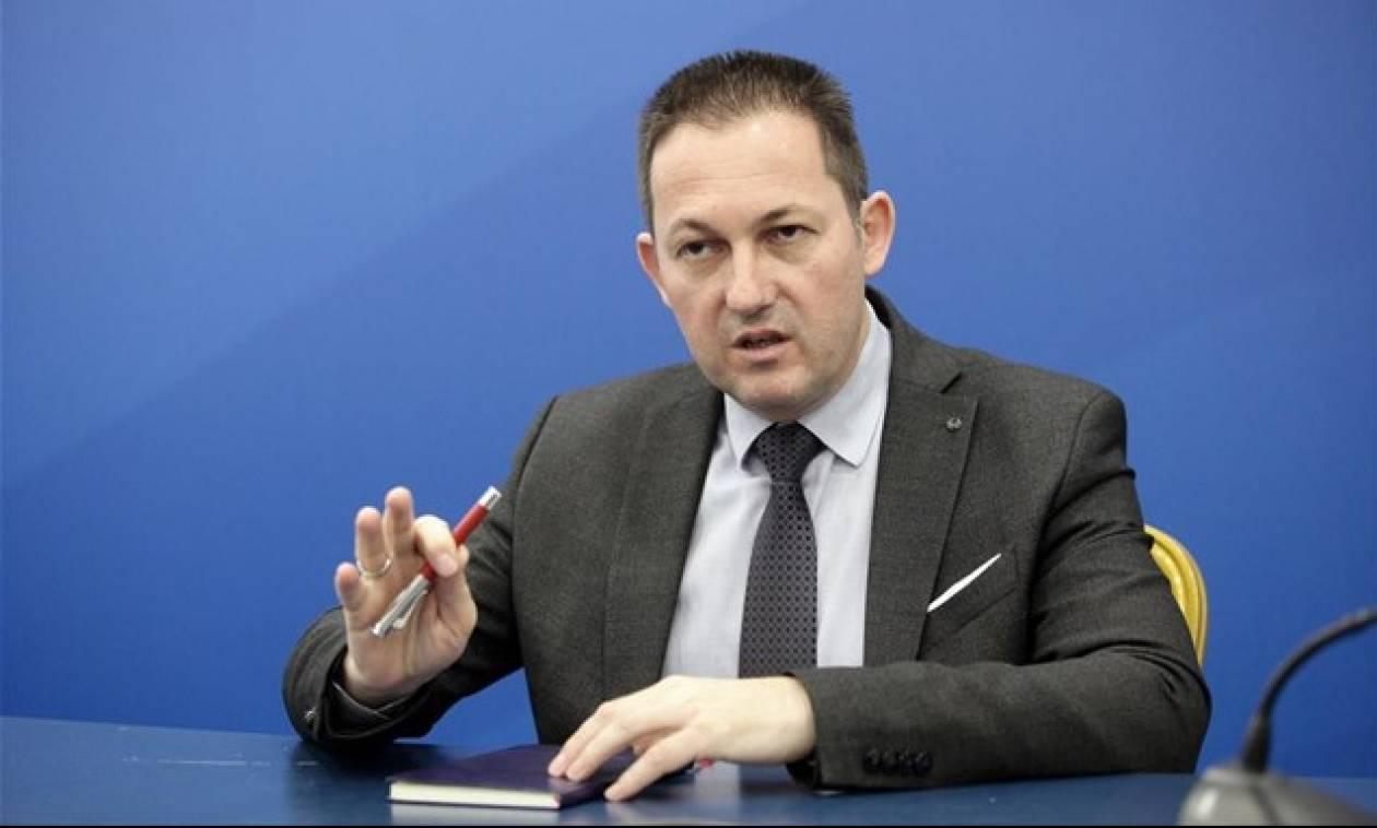 Ο Στέλιος Πέτσας νέος διευθυντής του γραφείου του Κυριάκου Μητσοτάκη