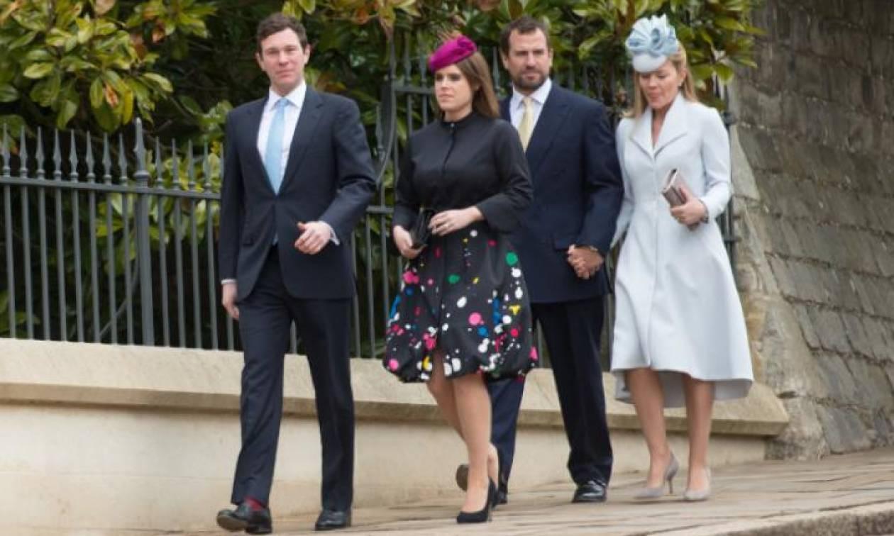Γιατί στην πασχαλινή λειτουργία δεν κέρδισε τα βλέμματα η Kate Middleton αλλά η πριγκίπισσα Ευγενία;