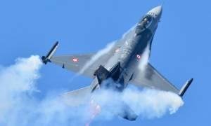 «Στόχος» τουρκικού F-16 το ελικόπτερο που επέβαινε ο διοικητής της ΑΣΔΕΝ - Νέες τουρκικές προκλήσεις