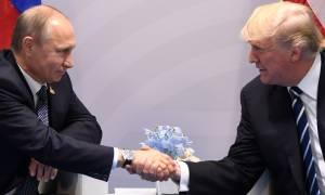 Τραμπ: Κανείς δεν έχει υπάρξει τόσο σκληρός με τον Πούτιν - Θα μπορούσαμε να έχουμε καλές σχέσεις