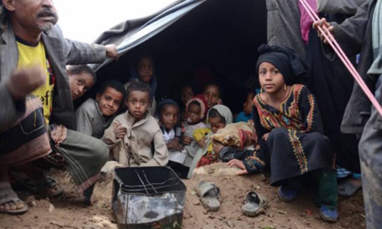 Κραυγή αγωνίας για την Υεμένη: Αντιμέτωπη με τη χειρότερη ανθρωπιστική κρίση στον κόσμο