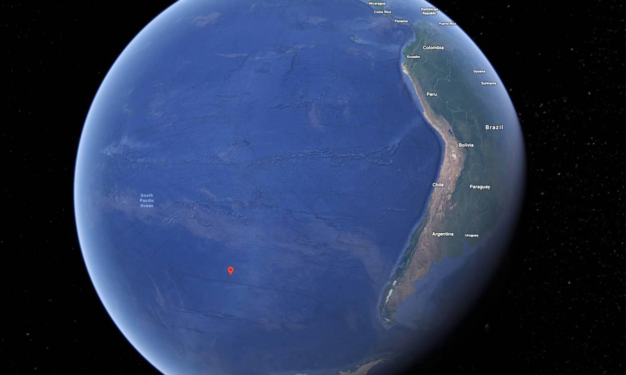Σημείο Νέμο: Τι κρύβεται στα βάθη του πιο απρόσιτου μέρους του πλανήτη;