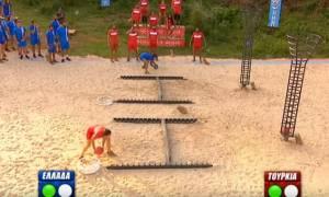 Αποκάλυψη - «βόμβα»: Γι' αυτό «έκοψαν» ξαφνικά το τουρνουά Ελλάδας - Τουρκίας του Survivor 2!