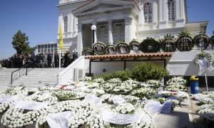 Στέλιος Σκλαβενίτης: Το «τελευταίο αντίο» στο γνωστό επιχειρηματία (pics)