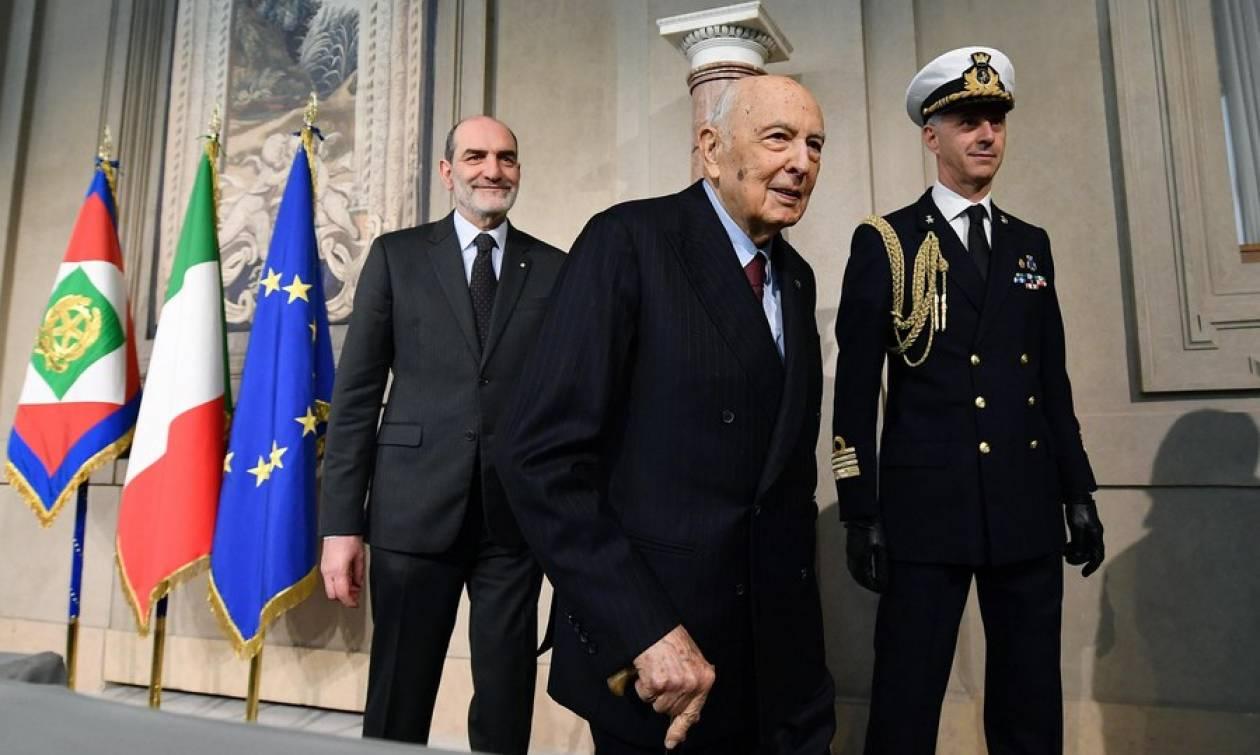 Ιταλία: Χαμηλές προσδοκίες από τις πρώτες διαβουλεύσεις για τον σχηματισμό κυβέρνησης