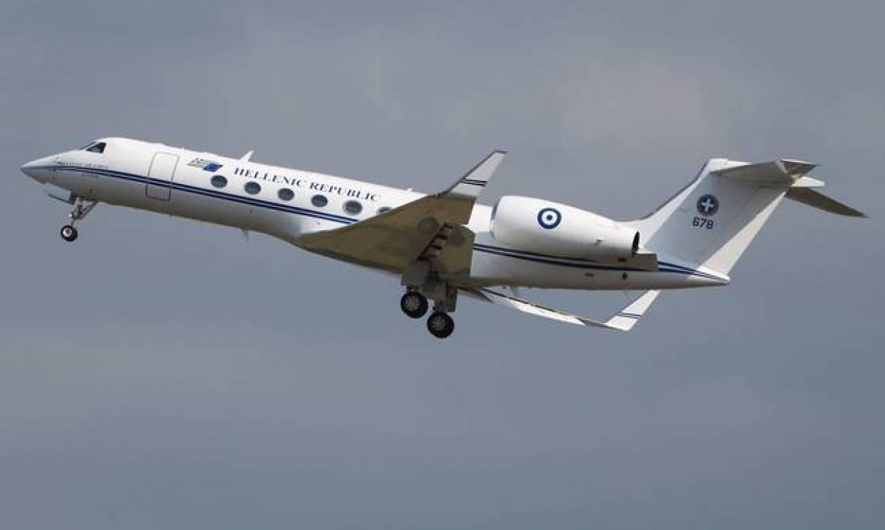Αεροδιακομιδή τρίχρονης από τα Χανιά στη Γαλλία
