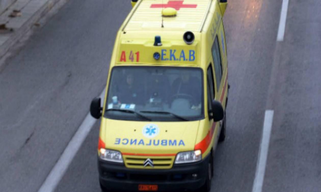 Τραγωδία στη Βεργίνα: Νεκρός σε τροχαίο 25χρονος δικυκλιστής