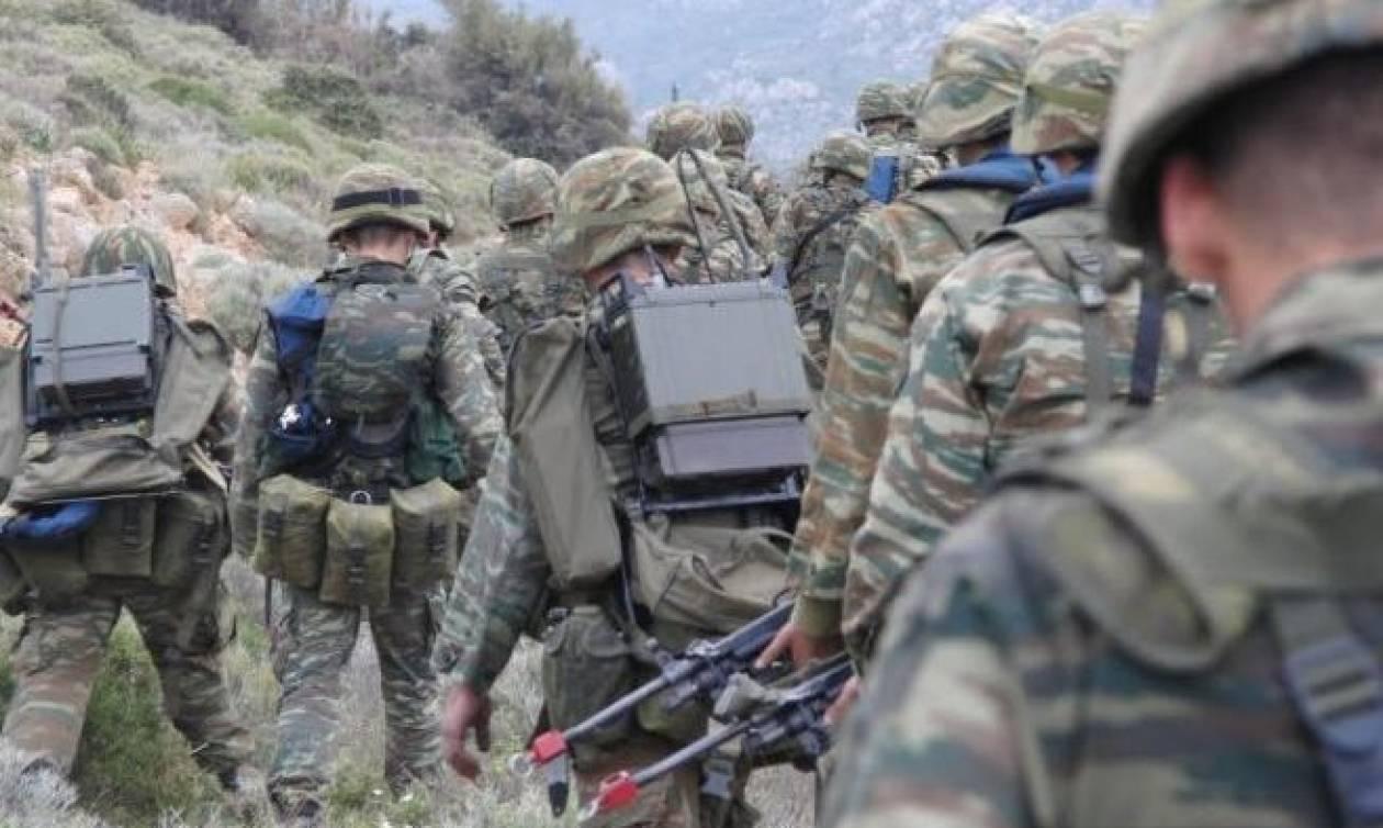 Ραγδαίες εξελίξεις: 7.000 Έλληνες στρατιώτες μεταφέρονται σε Αιγαίο και Έβρο