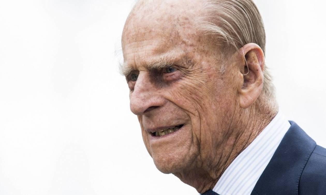 Βρετανία: Σε επέμβαση υποβλήθηκε ο 96χρονος πρίγκιπας Φίλιππος