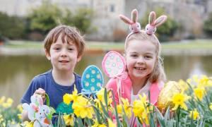 Πασχαλινές διακοπές: Τι μπορείτε να κάνετε με τα παιδιά σας συνδυάζοντας άσκηση και διασκέδαση