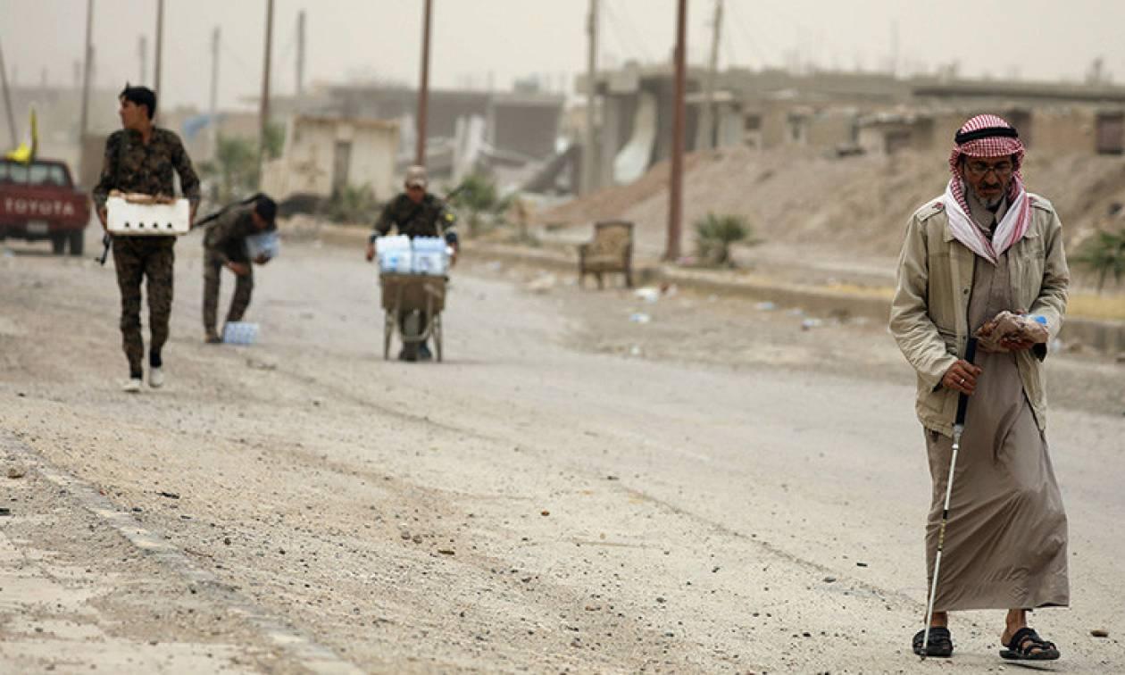 Συρία: Πραγματοποιήθηκε από τον ΟΗΕ η πρώτη ανθρωπιστική αποστολή στη Ράκα
