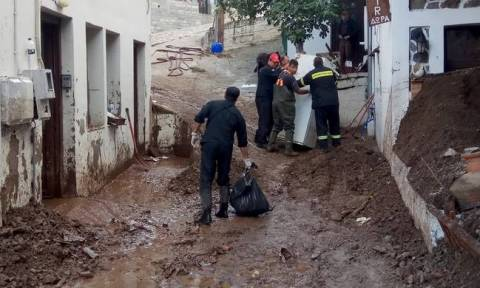 Έκτακτη επιχορήγηση 434.017 ευρώ σε τρεις δήμους για καταστροφές από φυσικά φαινόμενα