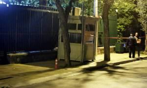 Βίντεο από την επίθεση του Ρουβίκωνα με μπογιές στο τουρκικό προξενείο (vid)
