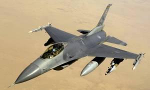 Λας Βέγκας: Συνετρίβη F-16 της αμερικανικής Πολεμικής Αεροπορίας