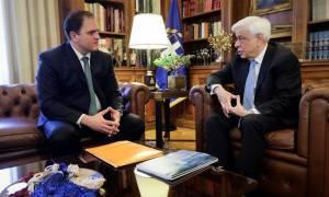 Μήνυμα Παυλόπουλου προς εταίρους: Κάντε αυτό που σας αναλογεί για την ελάφρυνση του χρέους