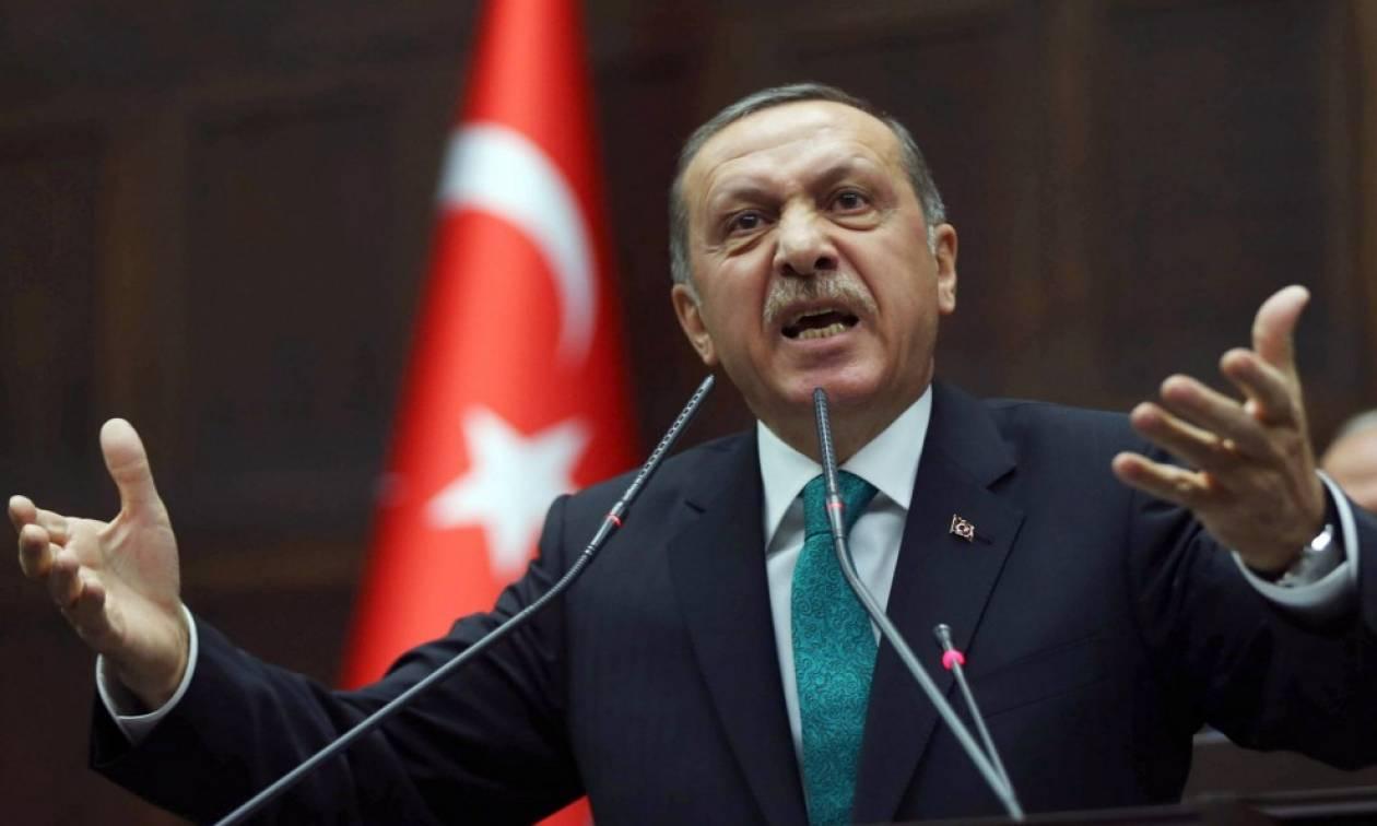 Η απόφαση των ΗΠΑ που… έκοψε το γέλιο του Ερντογάν!