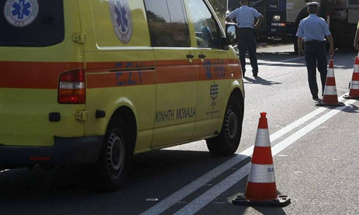 Τραγωδία στο Κιλκίς: Ένας νεκρός και δύο τραυματίες σε φρικτό τροχαίο
