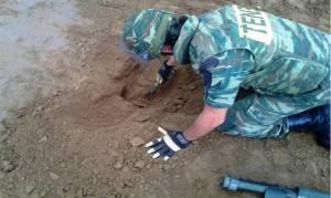 Βρέθηκε οβίδα στον κήπο του Προεδρικού Μεγάρου - Άμεση κινητοποίηση του Στρατού (pics)