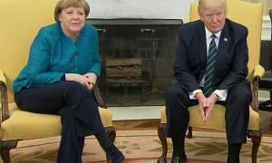 Επιστρέφει στον Λευκό Οίκο η Άνγκελα Μέρκελ